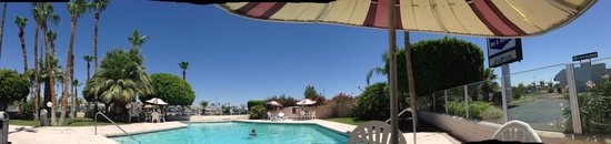 Knights Inn & Suites Yuma: Pool