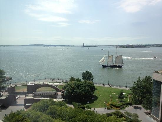 The Ritz-Carlton New York, Battery Park: view from room 10th fl.