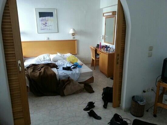 Esperia Hotel: big rooms