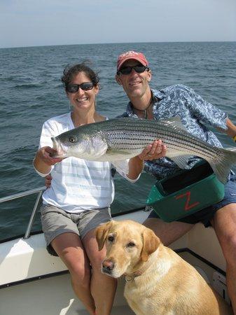 Cast-Away Fishing Charters: 2012