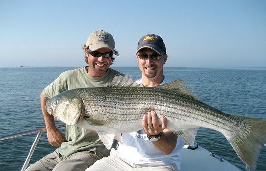 Cast-Away Fishing Charters: 2010