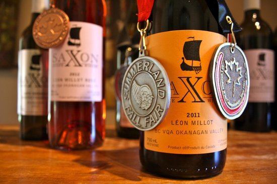 Saxon Winery Ltd
