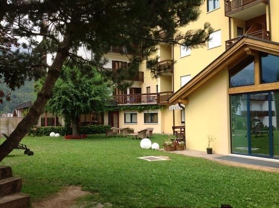 Hotel Eden : esterno hotel
