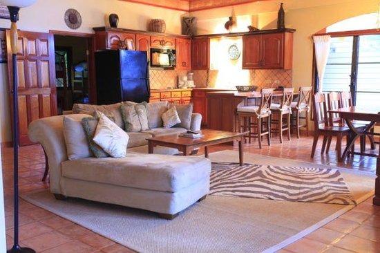 Casa Del Sol: Master living room
