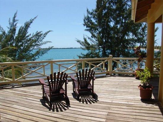 Casa Del Sol: Balcony View