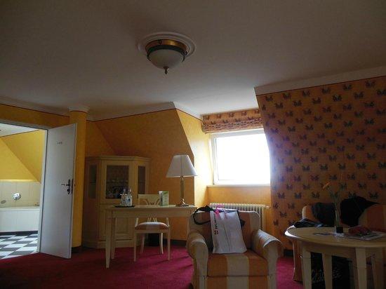 Romantik Hotel Der Adelshof: Margarete Steiff Zimmer
