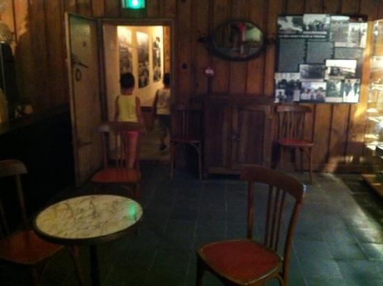 Le Bunker de La Rochelle : le bar