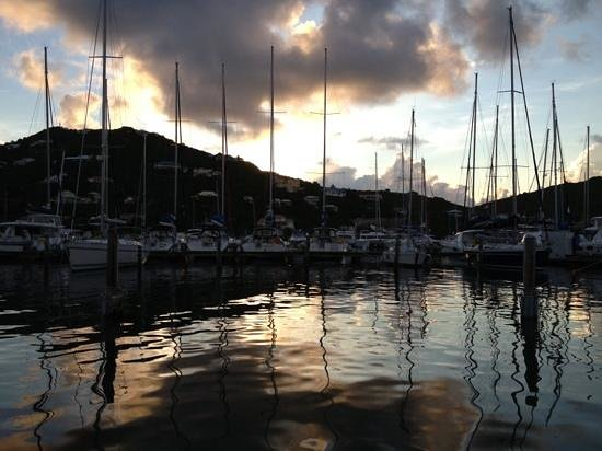 """Dinghy Dock Bar OP: """"Sitting by the Dock of the Bay"""" @ The Dinghy Dock"""
