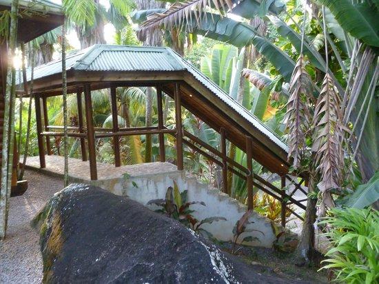 Le Jardin des Palmes: Entrata dell'hotel