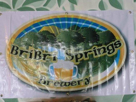 Kaya's Place: Bri Bri Springs Brewing