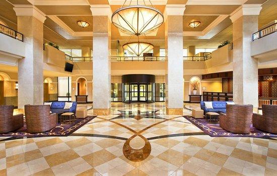 Sheraton Pentagon City Hotel : Arlington Hotel Lobby