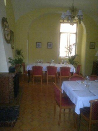 Durazzano, Italy: sala