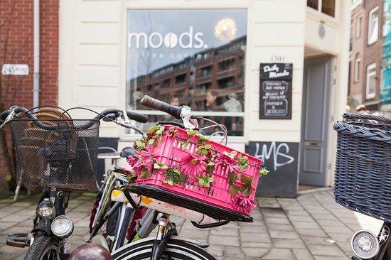 Moods Coffee Corner: Moods