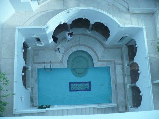 Santorini Hotel Boutique Santa Marta: piscina
