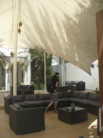 Santorini Hotel Boutique Santa Marta: lobby