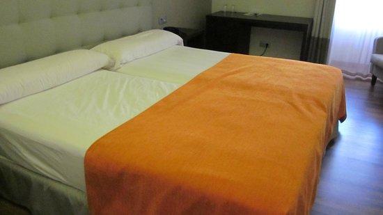 Balneario Termas Pallares - Hotel Termas: Muy amplias
