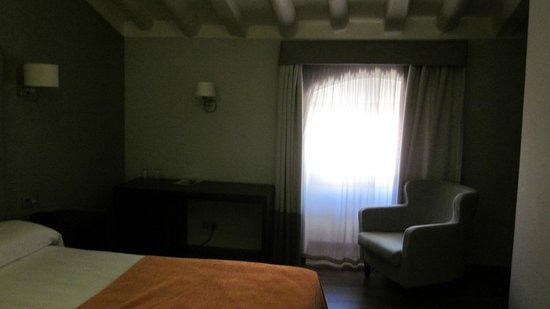 Balneario Termas Pallares - Hotel Termas: Ventana