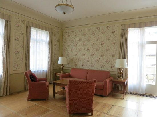 Appia Hotel Residences Prague : Living