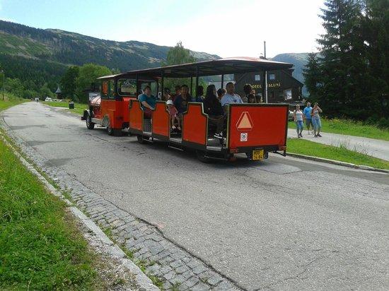 Pension Slunecnice: Sightseeing tour in Svaty Petr