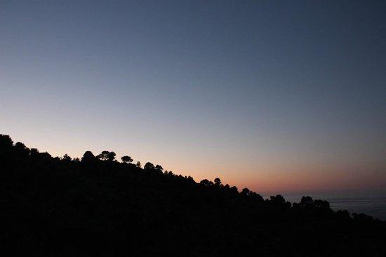 Finca agroturismo Muleta de ca s'Hereu: Sunset