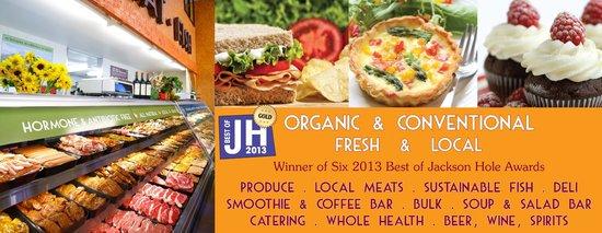 Jackson Whole Grocer & Cafe