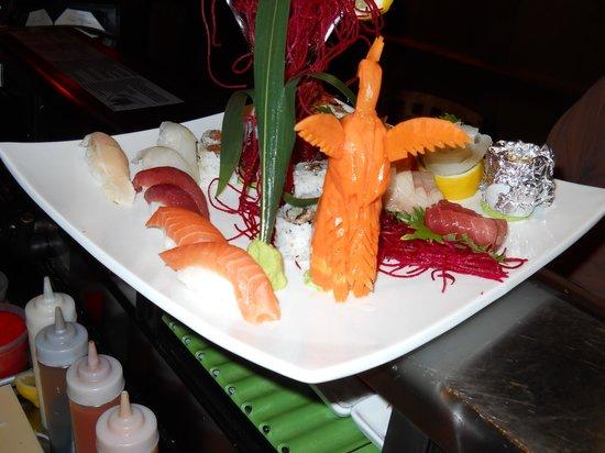 Osaka sushi & hibachi: joun