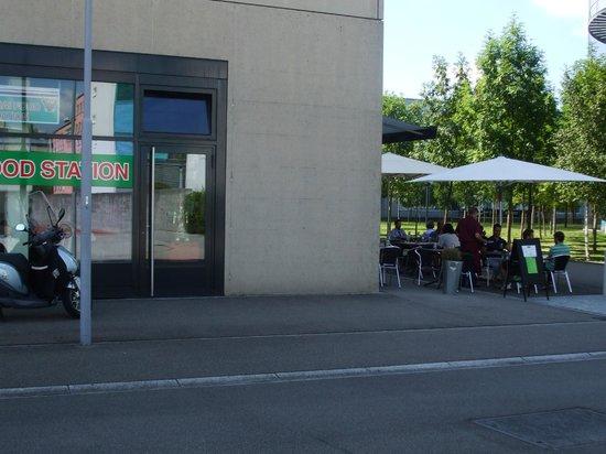 Thai Food Station: Exterior view