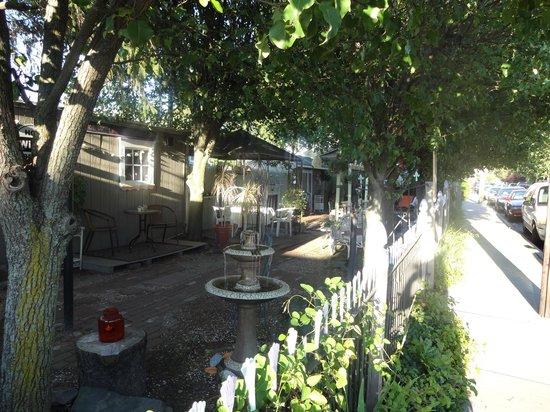 Emilia's Garden : Gorgeous outside view