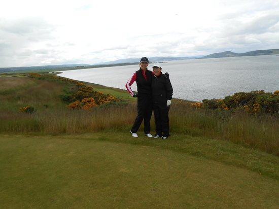 Castle Stuart Golf Links: Tee