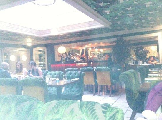 Westcourt Hotel: evening dinner
