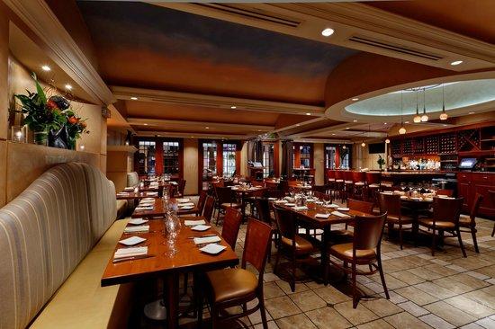 Aurora Restaurant Rye Menu