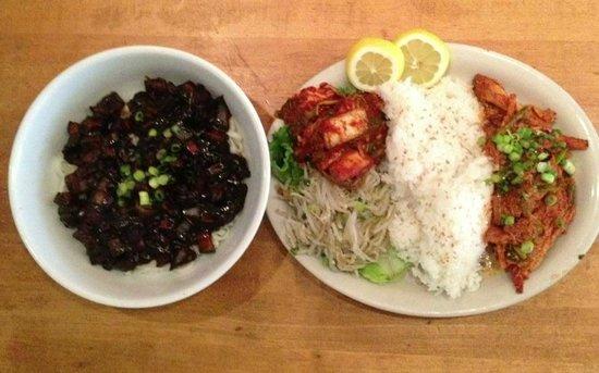 49 West Coffeehouse, Winebar & Gallery : Friday Korean Food Night