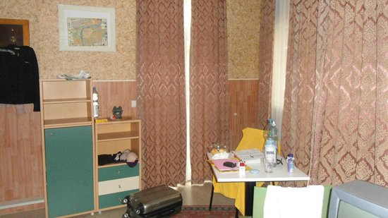 Happy Hostel: Room