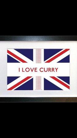 Masala: Proud British curry lover lol