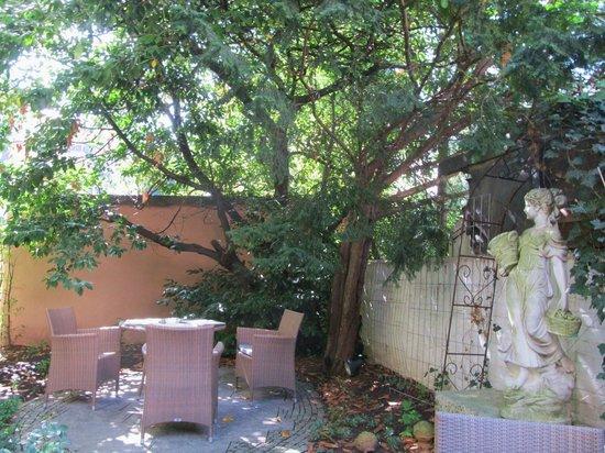 Hotel Villa Florentina: Villa Florentina-The Garden