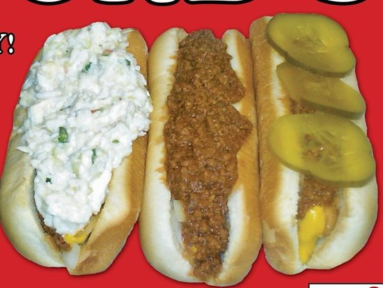 Whiteford's Giant Burger Incorporated: Best hot dogs in Town !