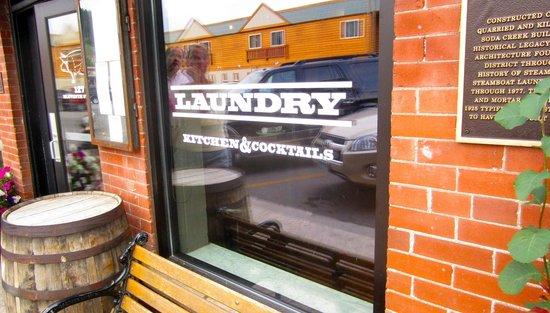 Laundry Restaurant