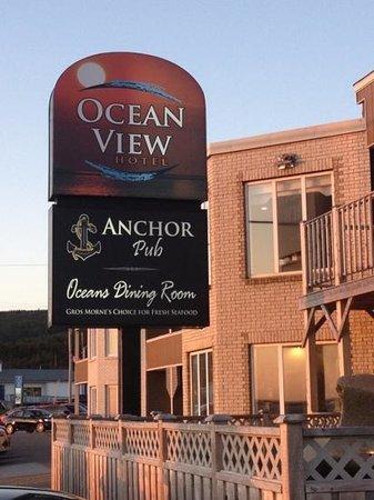 Ocean Dining Room