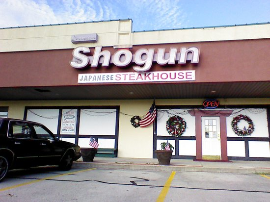 Shogun: welcome!