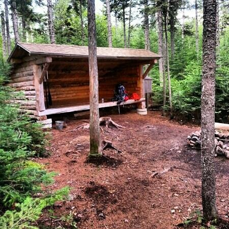 Baxter State Park: Back Country Lean To