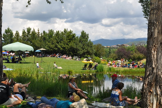 Steamboat Springs Botanic Gardens Photo De Chalet Val D 39 Isere Steamboat Springs Tripadvisor