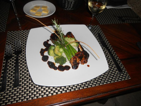 Los Cabos Winery : Great Food