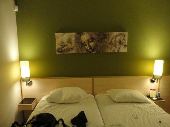 Leonardo Hotel Jerusalem: Quarto