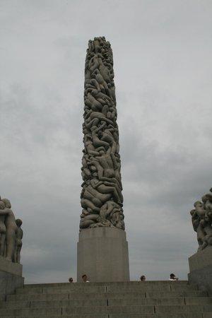Vigeland Museum : sculptures