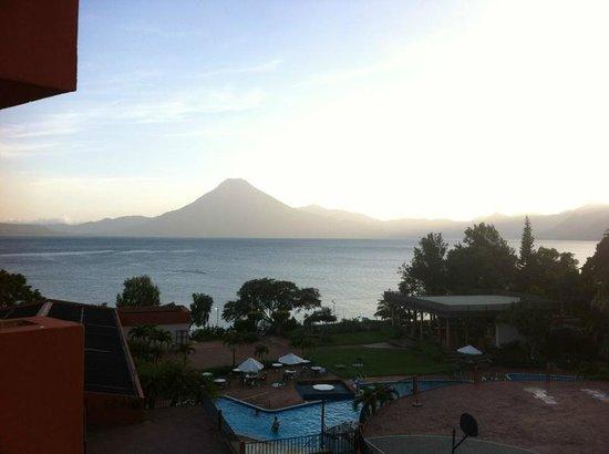 Porta Hotel Del Lago: Atardecer