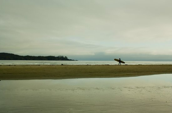 Gold Coast Retreat : Chesterman Beach - just a small part