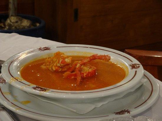 Cranc Pelut : Le riz à la langouste, deux bonnes assiettes par personne!