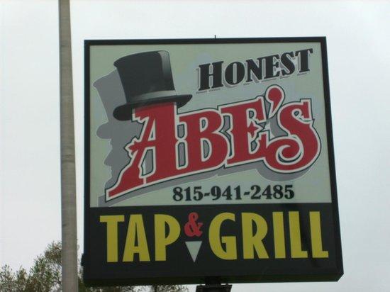 Honest Abe's Ta... Honest Abe Book