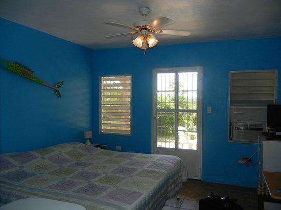 Estancia de Manzanares Guest Rooms : Bedroom