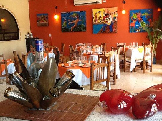 Agave Restaurant Bar: MAIN ROOM
